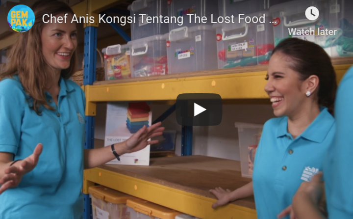 Chef Anis Kongsi Tentang The Lost Food Project |#KONGSIJE | EPISODE 5